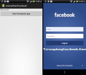 tai facebook java, facebook cho điện thoại java