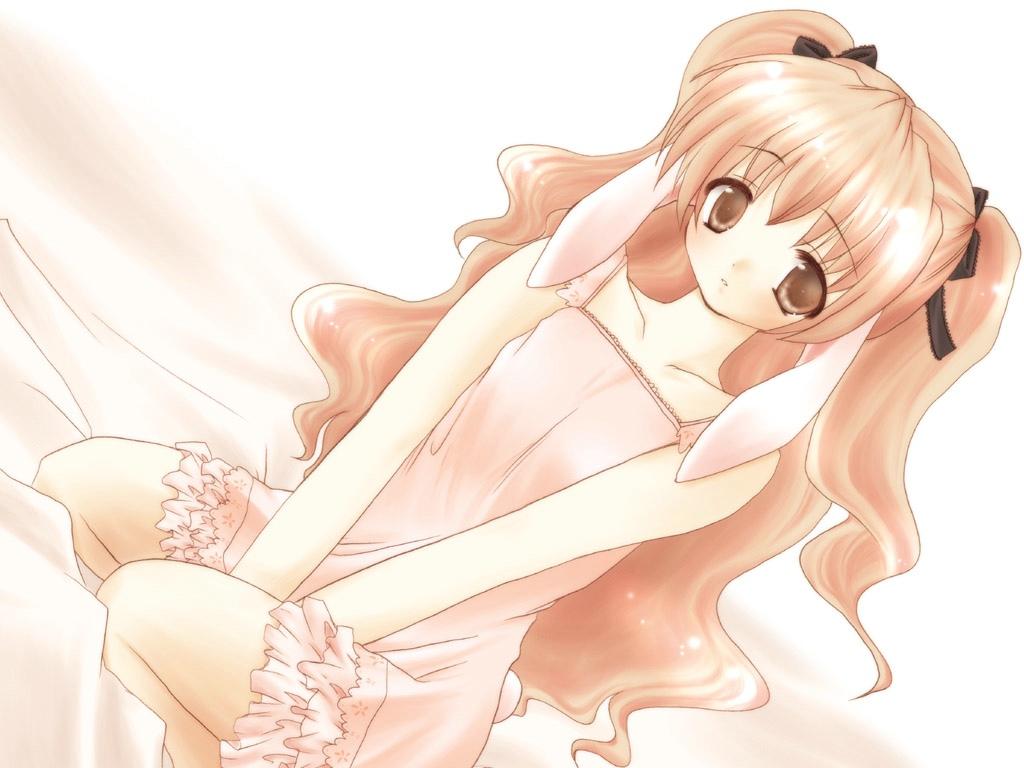 wallpaper anime girl back - photo #33