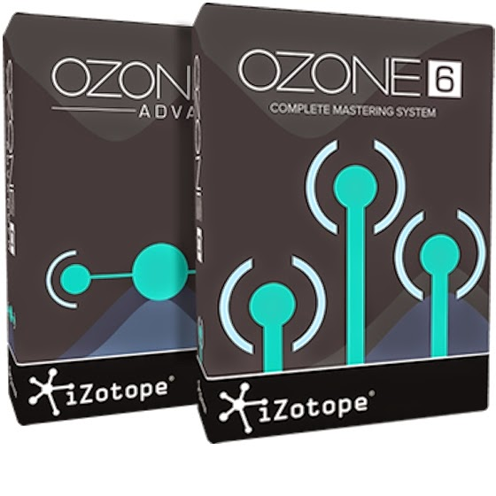 iZotope Ozone 6.10 Advanced Full Cracked - Mac OS X