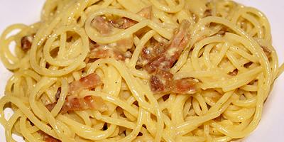recetas de cocina espaguettis carbonara