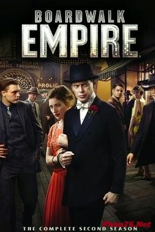 Đế Chế Ngầm Phần 2 - Boardwalk Empire Season 2