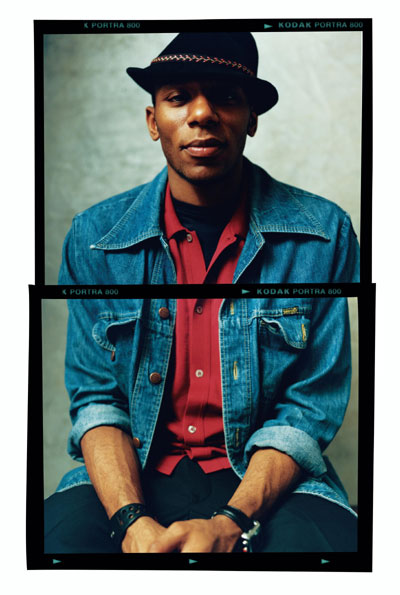 Hip-hop artist, actor, and activist Yasiin Bey aka Mos Def