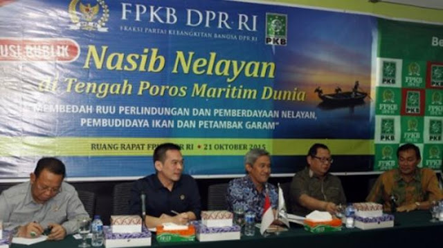 PKB Sebut RUU Perlindungan Nelayan Beri Kepastian Hukum