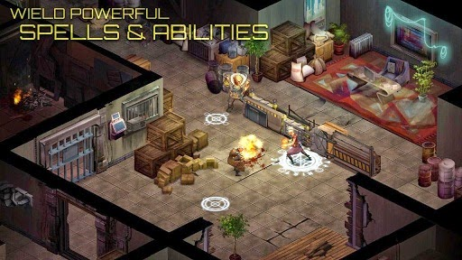 ShadowRun Returns V1.2.6 full apk