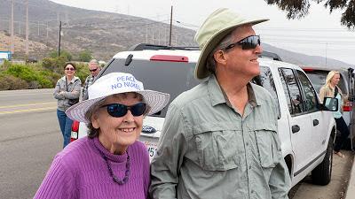 Lynn Harris Hicks, local resident and activist
