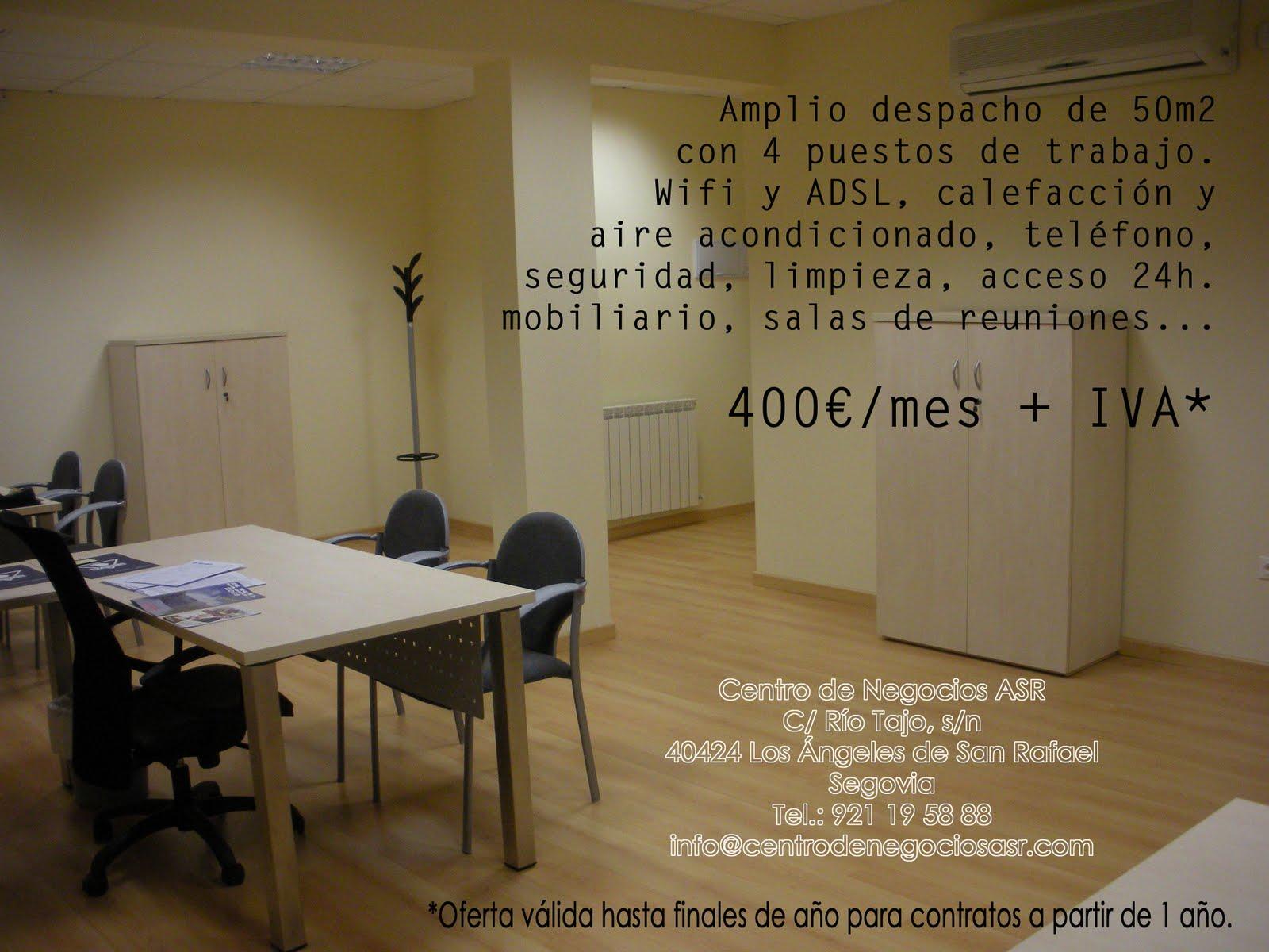 Centro de negocios asr promoci n despacho 50m for Oficina virtual economica