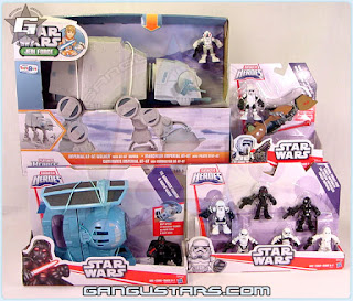スターウォーズ Star Wars Playskool Galactic Heroes ダース・ベイダー Jedi Force