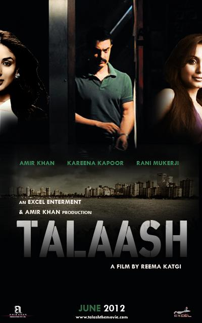 Talaash 2012 Hindi Movie Watch Online