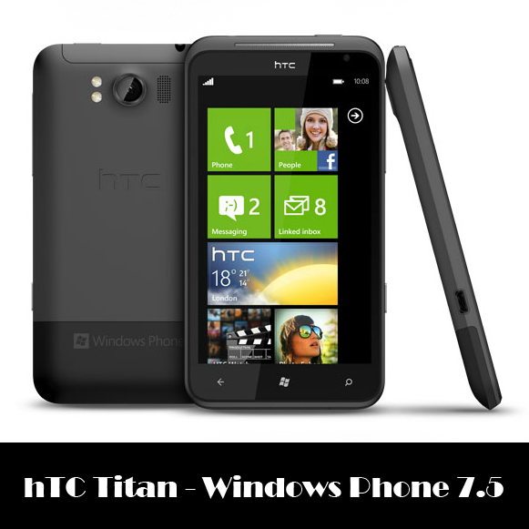 TechGom: HTC Launches HTC Titan