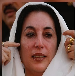 "BENAZIR BHUTTO (""DAUGHTER OF PAKISTAN"")"