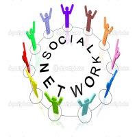 أزرار مشاركة المواقع الاجتماعية