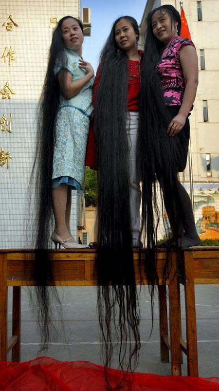 Top Hairstyles Models Long Hair
