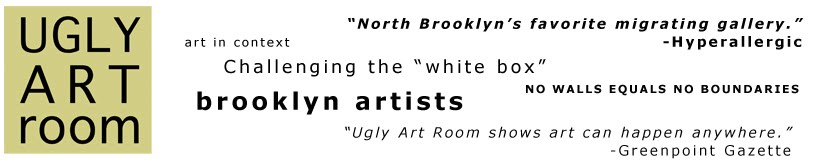 UGLY ART ROOM
