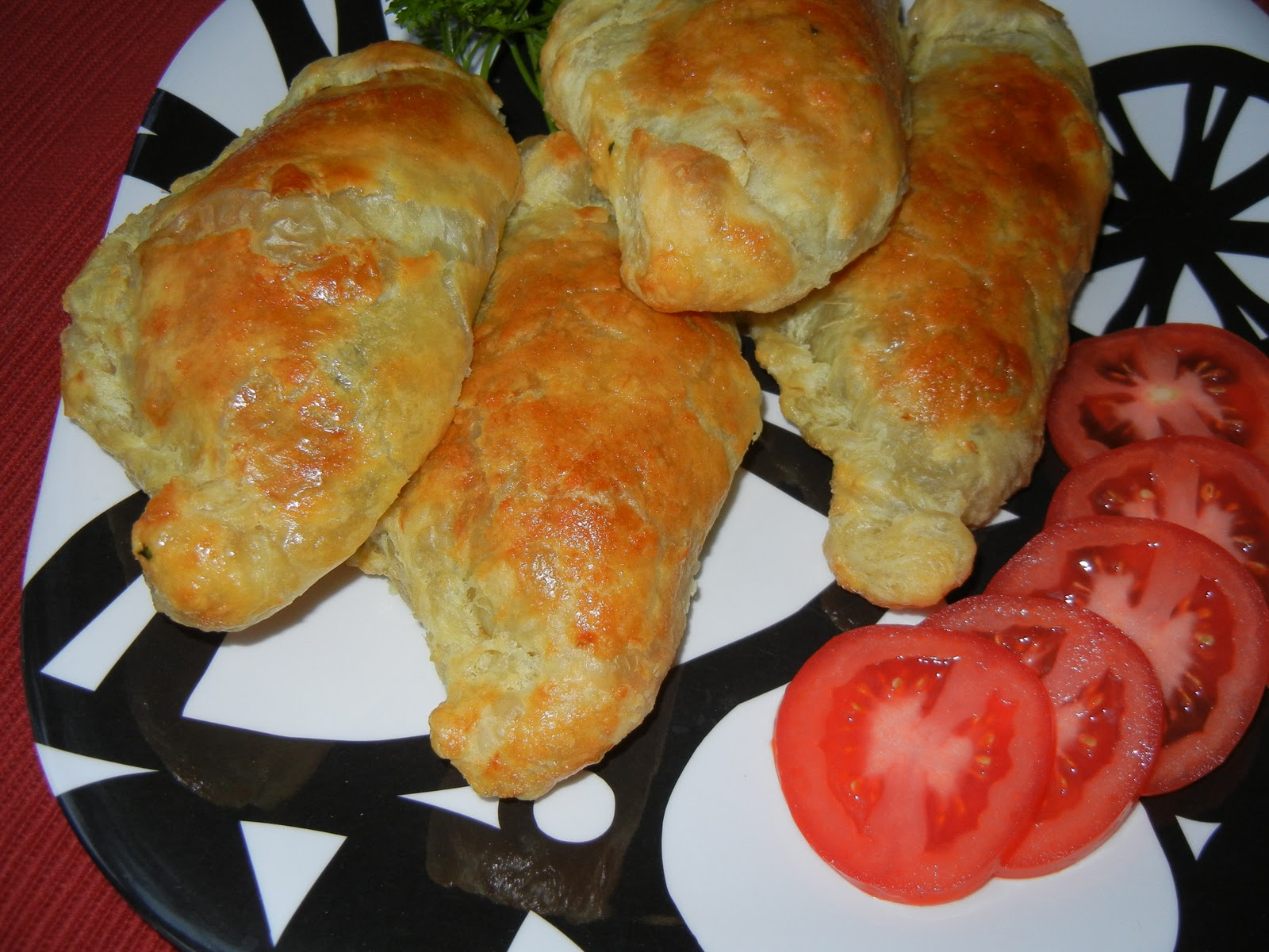 Spinach Cheese Empanadas Recipe — Dishmaps
