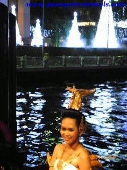 Cena crucero por el rio Chao Phraya Bangkok