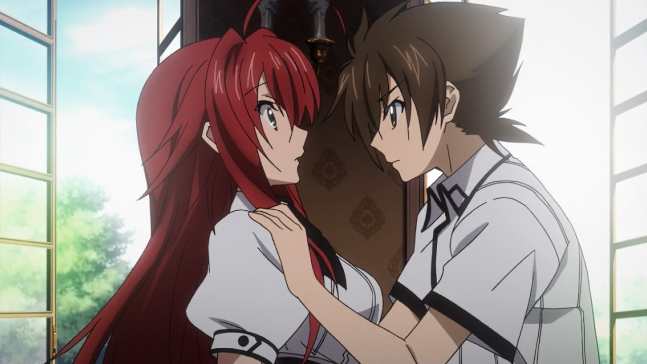 High School DxD BorN Episode 10 Subtitle Indonesia
