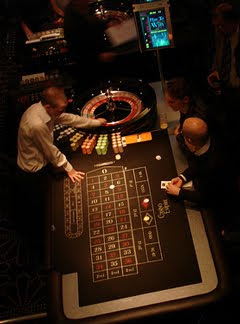 Roulette by ChodHound via Flickr and a Creative Commons license