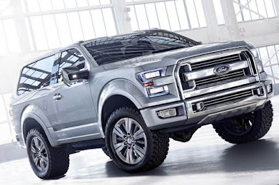 2017 Ford Bronco Specs Price Review