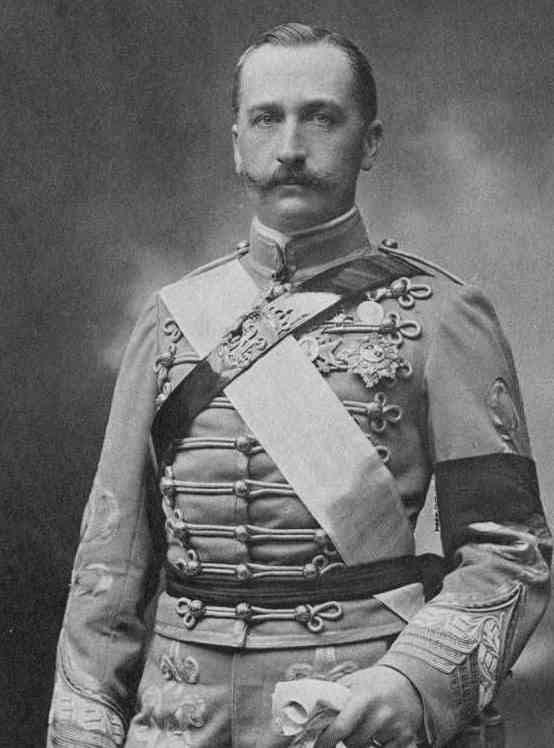 Carlos de Borbón-Dos Sicilias y Borbón-Dos Sicilias, infant d'Espagne 1870-1949