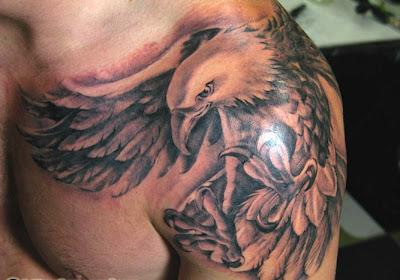 Philadelphia Eagles Tattoo Sleeve