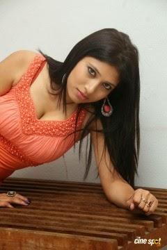 Vanditha Sexy Cleavage Photos
