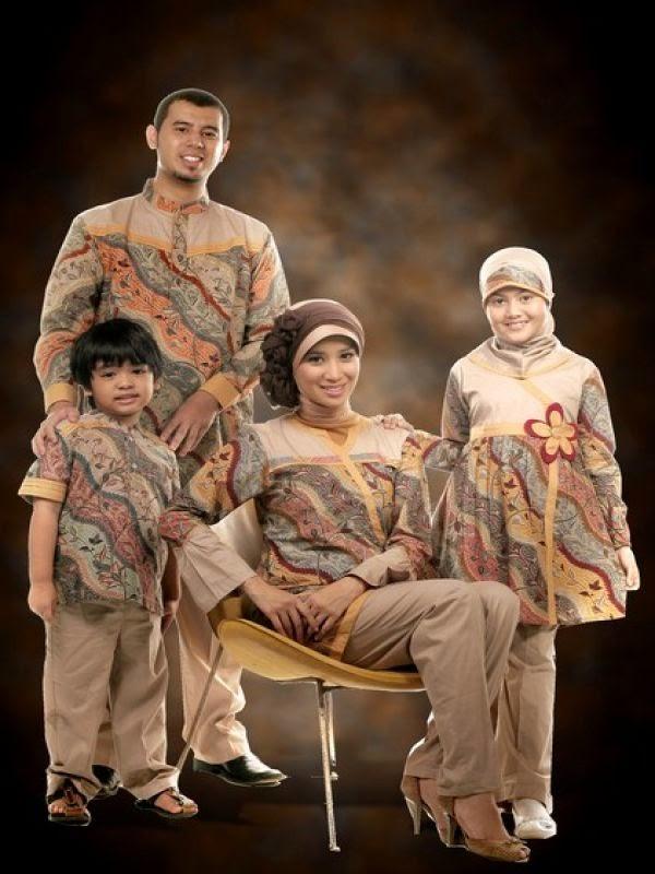 Foto Model Baju Kebaya Ibu Dan Anak