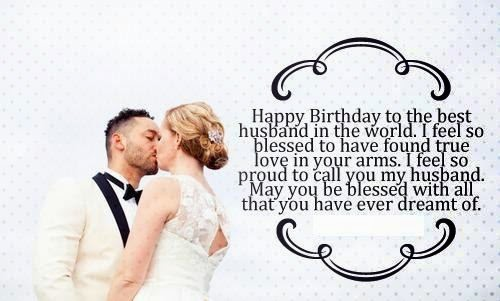 Best Happy Christian Birthday Wishes For Husbands
