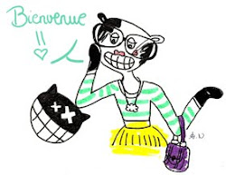 Bienvenue sur Crazy World Illustration ^^