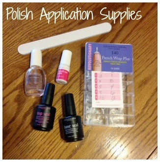 Gel or Polish manicure - do it yourself!