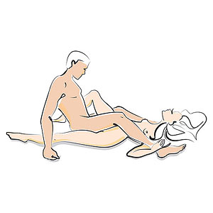 scissor sex position