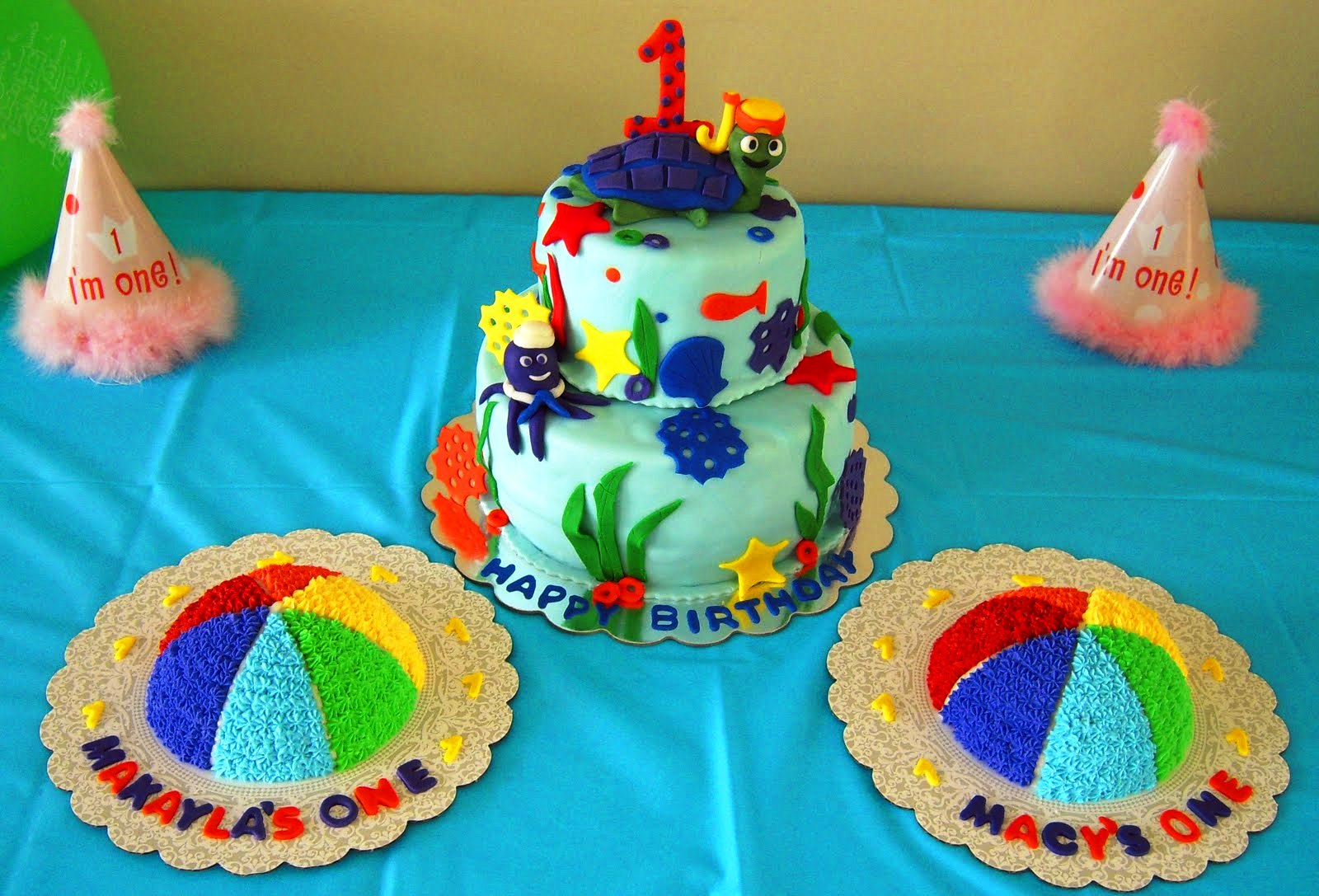 Baby einstein birthday party ideas baby einstein birthday for Baby birthday decoration ideas
