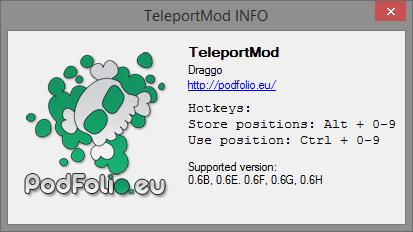 TeleportMod