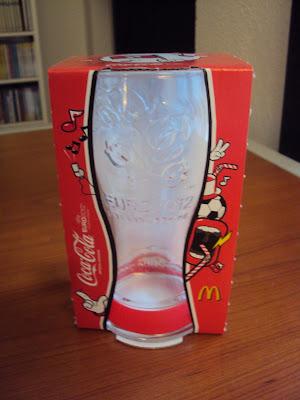 bicchieri coca cola mc donald's UEFA euro 2012