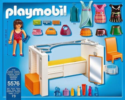 Libros y juguetes 1demagiaxfa juguetes playmobil city for Casa moderna playmobil 5574