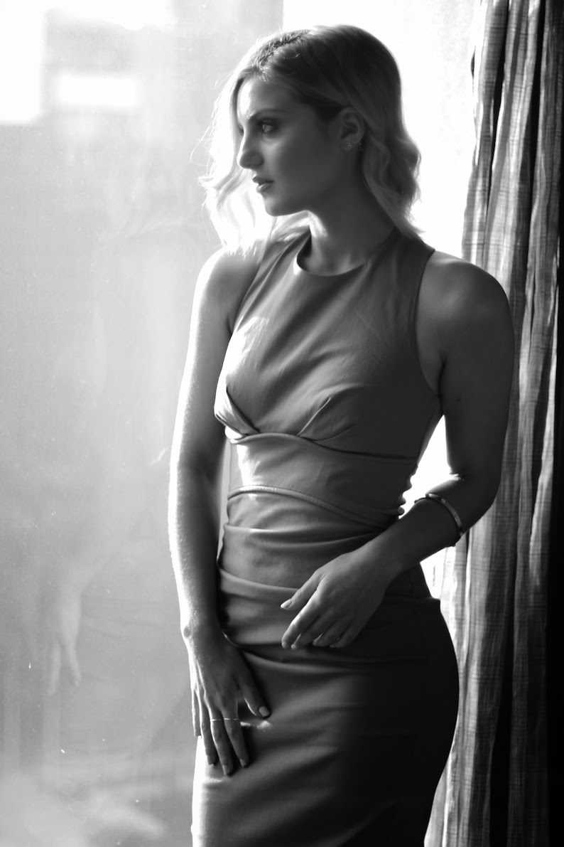 Fashion Pullman Sydney Hyde Park Sheike Maddison Dress Vogue Vandal Domenica Calarco
