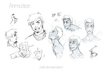 Thotony etudes d'expressions
