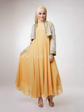 Model Baju Gamis Muslim Terbaru