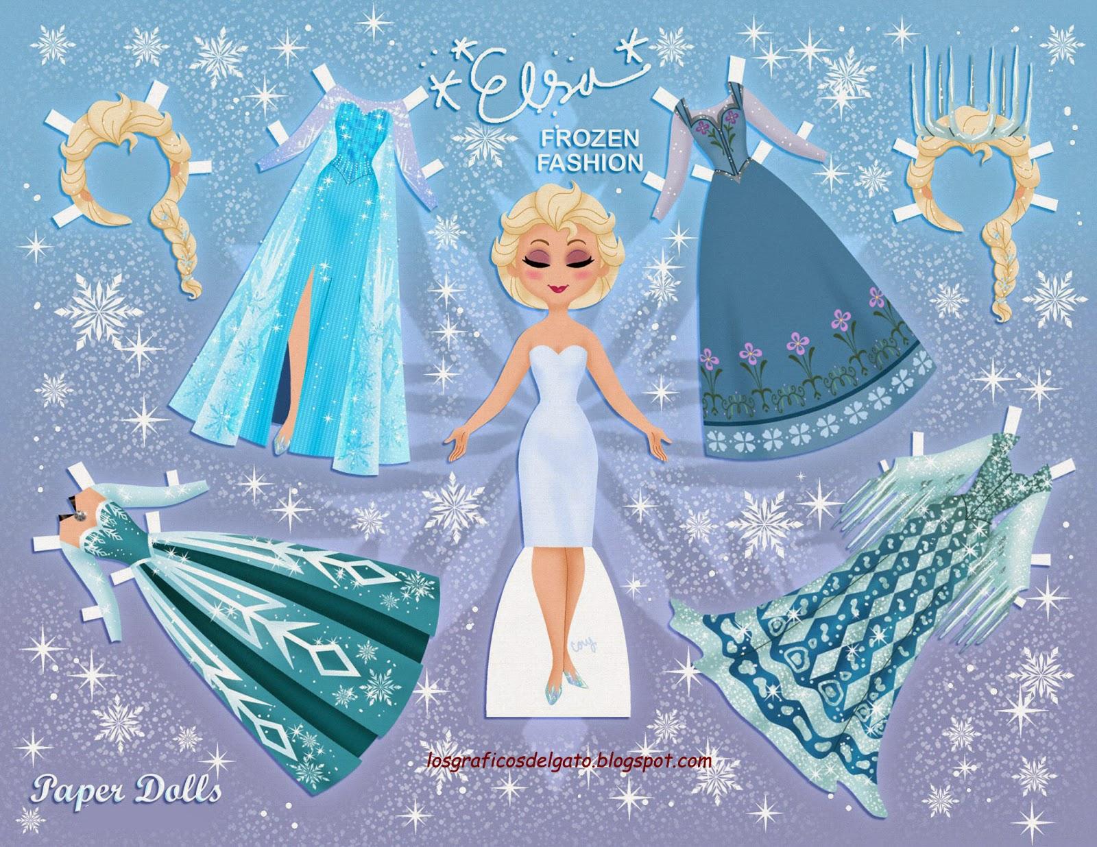 Frozen for Facilisimo com manualidades