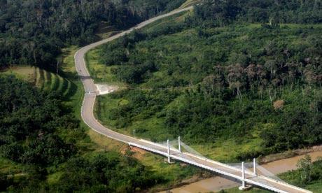 the Interoceanic Highway