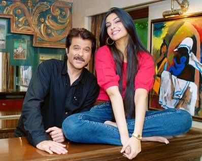 Anil Kapoor's daughter Sonam Kapoor