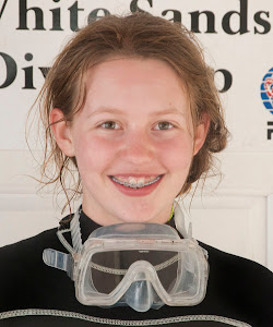 Today's Newest Junior Open Water Diver in the World