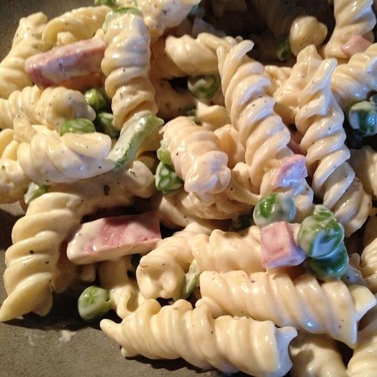 recipe: ruby tuesday ham and pea pasta salad recipe [6]