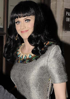 Katy Perry proud of her meaningful work