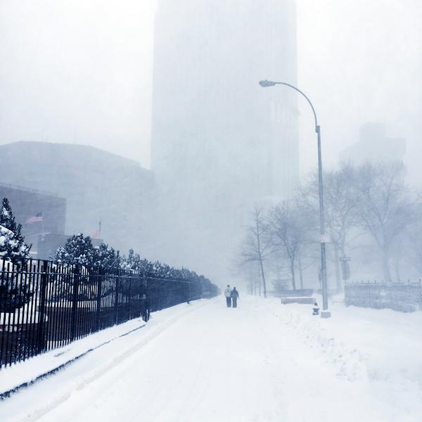 Snow NYC, Winter NYC