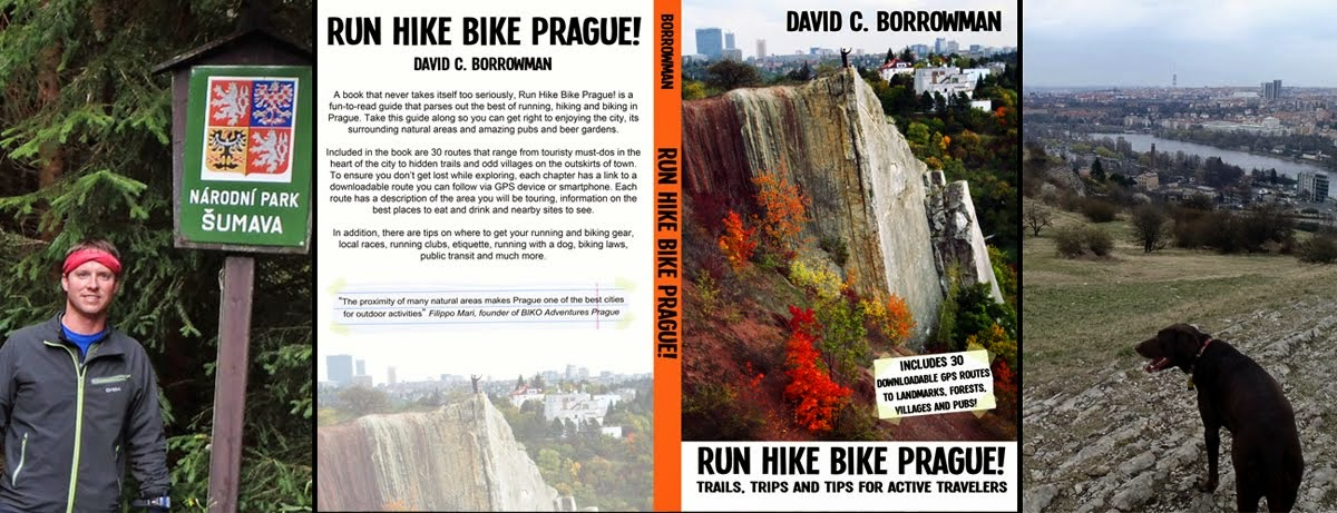 Run Hike Bike Prague!