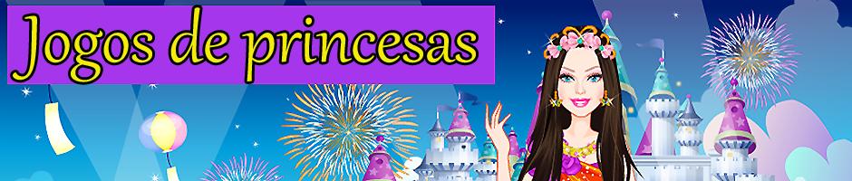 jogos de vestir princesas