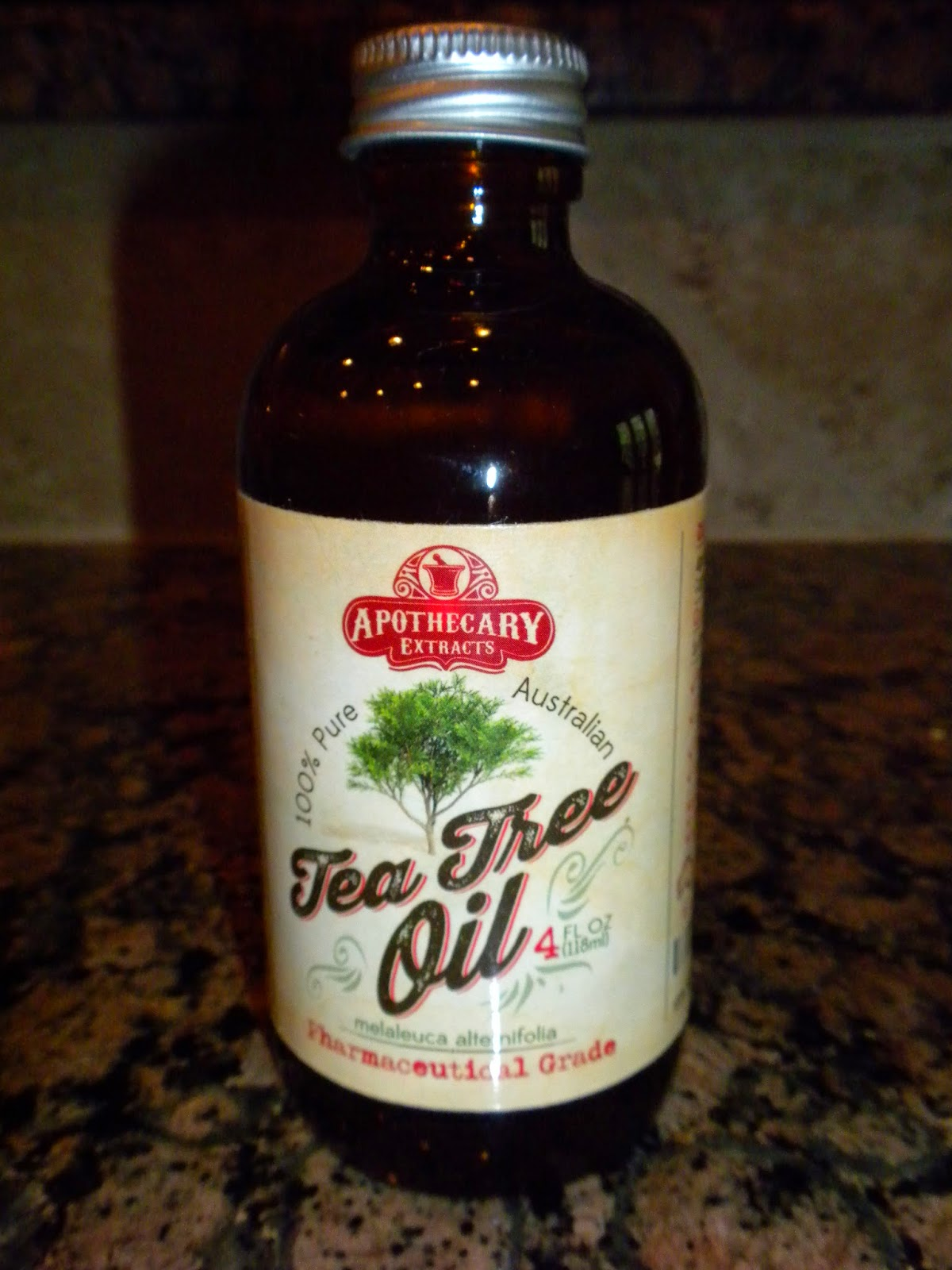 Apothecary Extracts Tea Tree Oil - Product Review