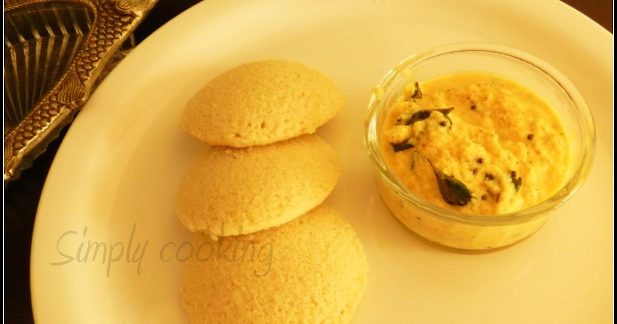 Simply Cooking Kitchen Rajgira Idlis