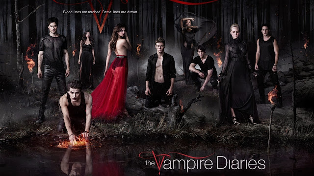 the vampire diaries tv series wallpapers hd