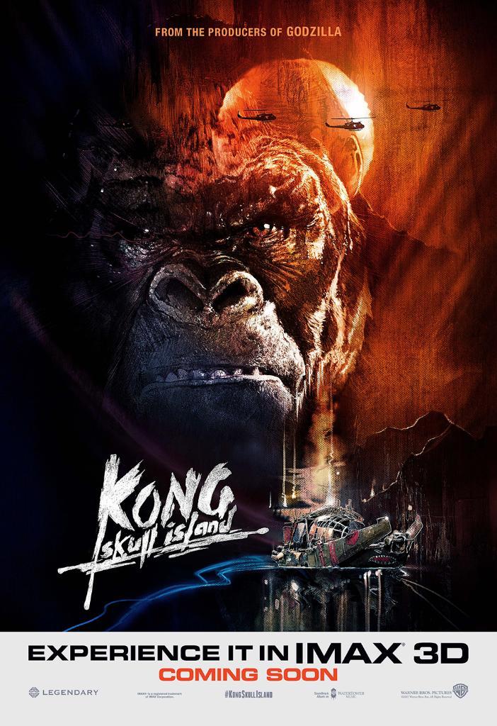 Kong: Đảo Đầu Lâu, Kong: Skull Island